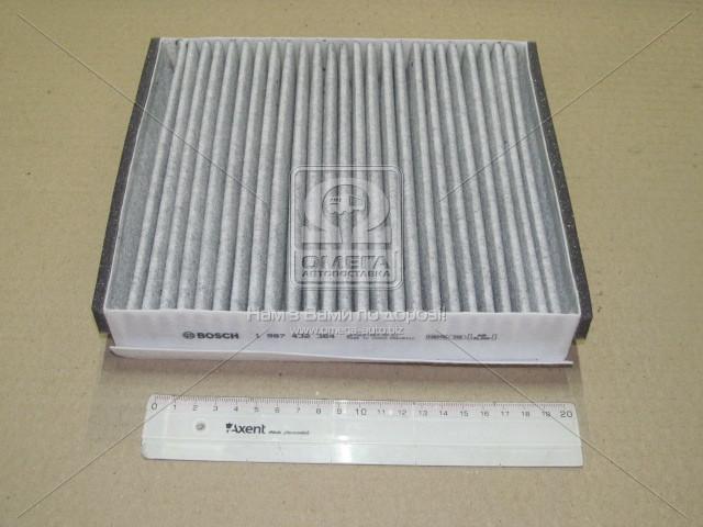 Фильтр салона MB M-CLASS угольный, Bosch 1 987 432 364