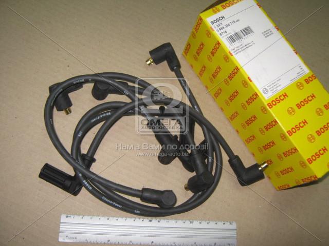 Провода высоковольтные компл., Bosch 0 986 356 718