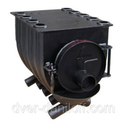 Печь тип 00, 01, 02 «Булерьян» с варочной плитой. От производителя