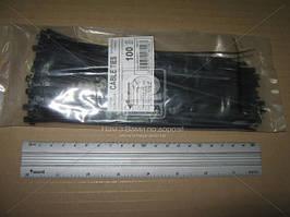 Хомут затяжной пласт. 2,5х190 3x200 100 шт., Variant TK (TKUV) 190х2,5