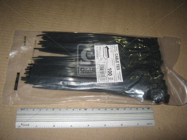 Хомут затяжной пласт. 4,6-5,0х200 100 шт., Variant TK (TKUV) 200х4,6