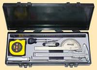 Набор контрольно измерительного инструмента 9 предметов FORCE 5096