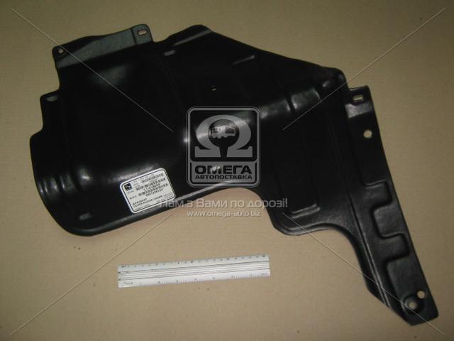 Защита двигателя прав. CHEV AVEO T250 06-, TEMPEST 016 0106 930