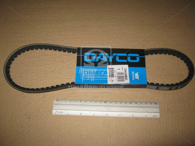 Ремень клиновой AVX 13x885, DAYCO 13A0885C