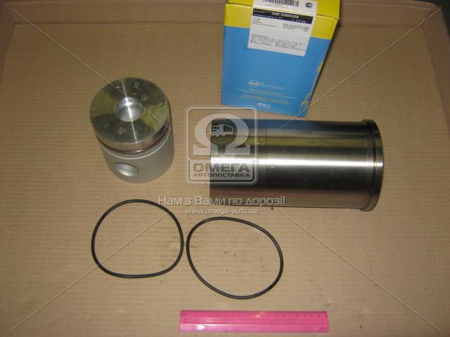 Гильзо-комплект Д 260,Д 245 ГП+упл./кол. П/К МД Конотоп 260-1000104