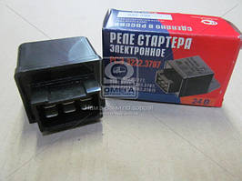 Реле стартера электронное 24В КАМАЗ Евро-3, РелКом 3222.3787 (8522.3777