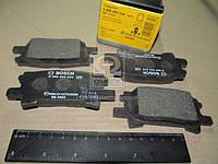 Тормозные колодки дисковые, Bosch 0 986 494 224