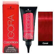 Краска для волос прямого действия Schwarzkopf Igora Color Worx Intense (коралловый) 100 мл