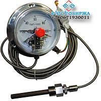 Термометры капиллярные (электроконтактные) ТМП100