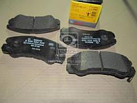 Торм колодки дисковые, Bosch 0 986 424 366
