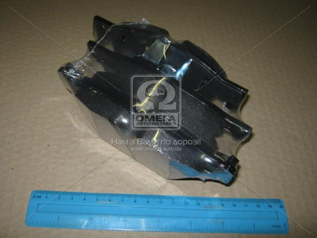 Колодки дискового тормоза, Jurid 573151J