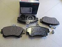 Торм колодки дисковые, Bosch 0 986 424 541