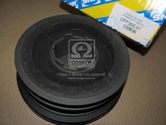 Ременный шкив, коленчатый вал BMW 11 23 7 805 696, NTN-SNR DPF350.01