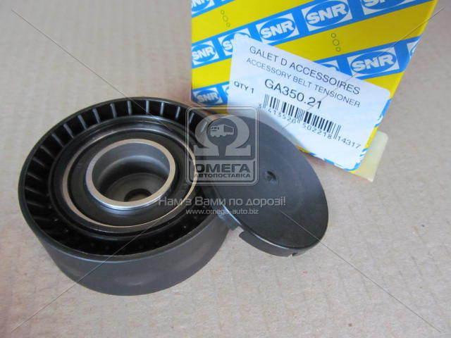 Натяжной ролик, поликлиновой  ремень BMW 11 28 1 748 131, NTN-SNR GA350.21