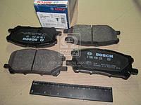 Тормозные колодки, Bosch 0 986 494 218