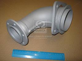 Патрубок приемный от ТКР КАМАЗ ЕВРО-2 колено 6 шпилек, КамАЗ 54115-1203011-10