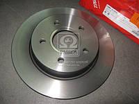 Диск тормозной FORD C-MAX, FOCUS задн., TRW DF4372