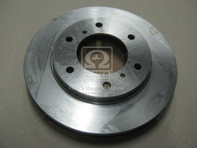 Диск тормозной MITSUBISHI L200 передн., вент., TRW DF4920