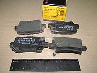 Тормозные колодки, Bosch 0 986 494 249
