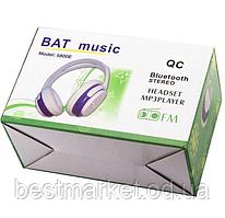 Bluetooth наушники с микрофоном MP3 BAT-5800E