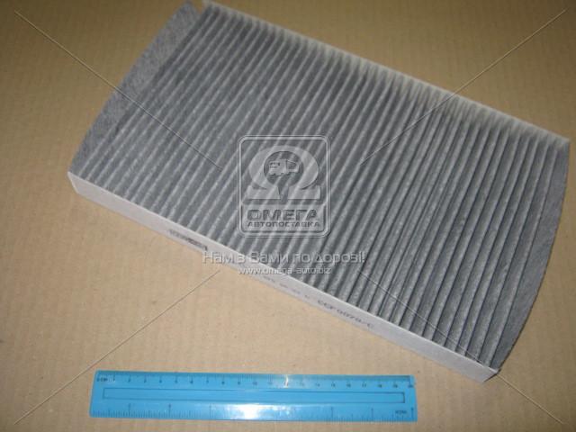 Фільтр салону AUDI вугільний, CHAMPION CCF0070C