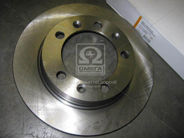 Диск тормозной УАЗ 3160 передний вент. <ДК