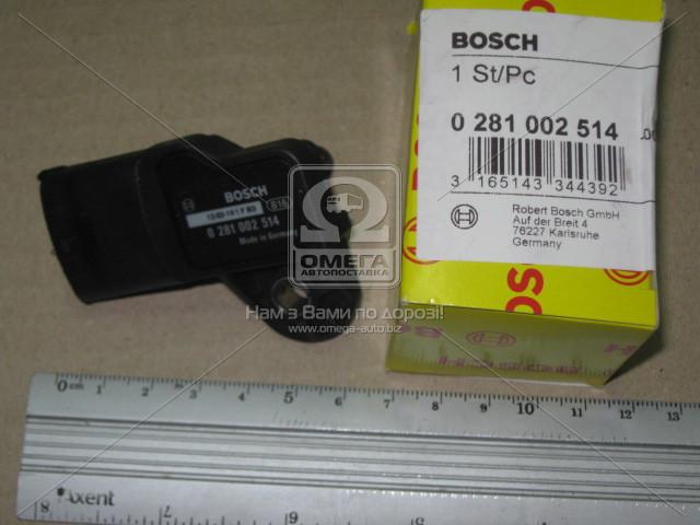 Датчик давл., Bosch 0 281 002 514