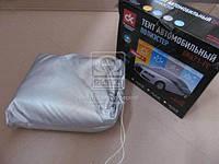 Тент авто седан Polyester M 432*165*120 <ДК