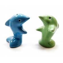 Набор солонка с перечницей для специй Дельфины