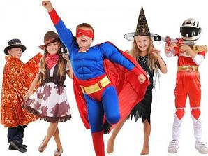 Карнавальні костюми(дитячі та дорослі)