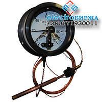 Термометры капиллярные (сигнализирующие) ТМП-160С