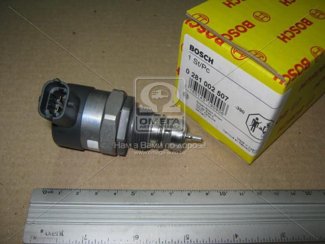 Топливный клапан, Common-Rail-System, Bosch 0 281 002 507