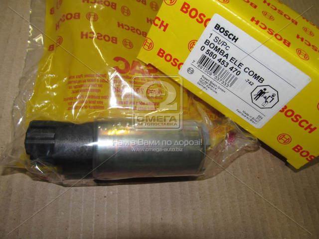 Электpобензонасос HYUNDAI; KIA, Bosch 0 580 453 470