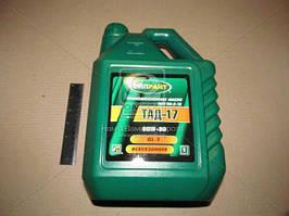 Масло трансмисс. OIL RIGHT ТАД-17 ТМ-5-18 80W-90 GL-5 Канистра 5л 2545