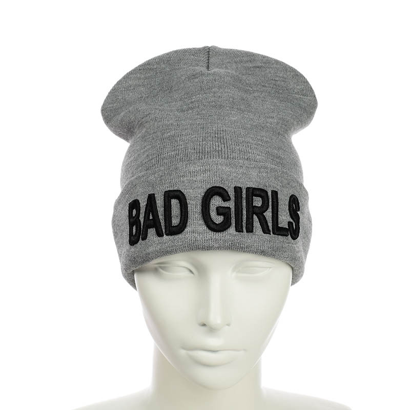 "Молодіжна шапка ""Bad Girls"""