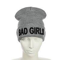 "Молодіжна шапка ""Bad Girls"", фото 1"