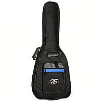 Чехол 888 VF-СG39 для классической гитары 4/4 с утелителем 10мм.