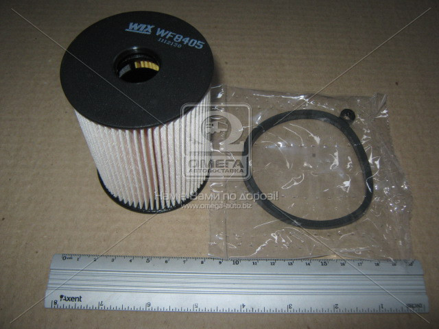 Фильтр топл. OPEL ASTRA H, CORSA C 1.7CDTi, WIX-Filtron WF8405