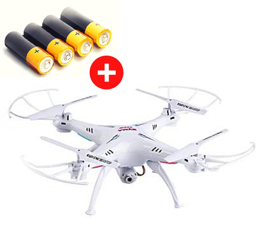Летающий дрон Drone 1 Million  квадрокоптер c WiFi камерой,