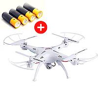 Летающий дрон Drone 1 Million  квадрокоптер c WiFi камерой,, фото 1