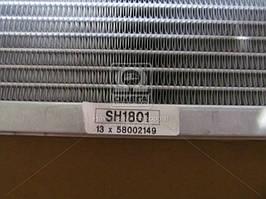 Радиатор охлаждения VOLKSWAGEN TRANSPORTER T4 70X, 7D 90-, Van Wezel 58002149