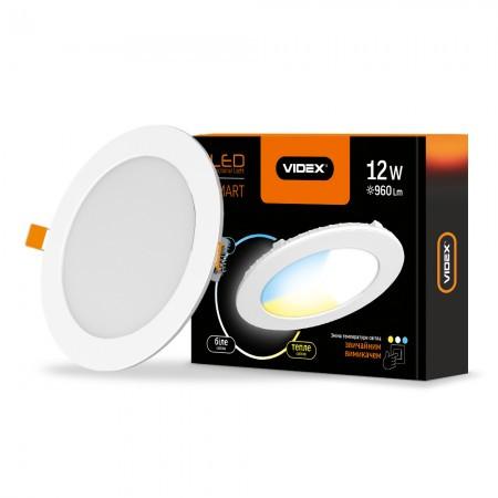 LED светильник  VIDEX VL-DLRC3-12 white
