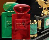 Giorgio Armani Prive Rouge Malachite парфумована вода 100 ml. (Тестер Армані Прайв Червоний Малахіт), фото 3