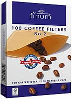 Бумажный фильтр для кофеварок №2