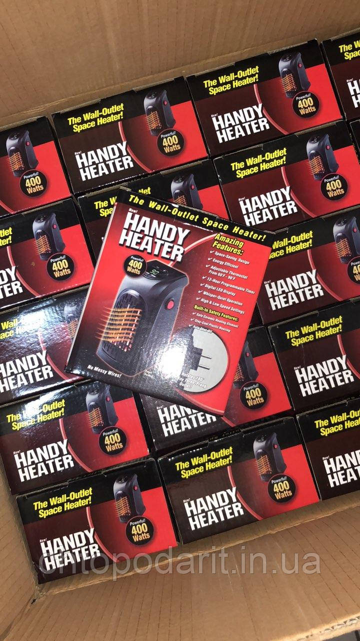 Переносной обогреватель Хенди Хиттер 400W Handy Heater ОРИГИНАЛ.  Код 10-4684