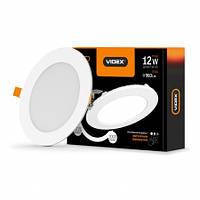 LED светильник  VIDEX VL-DLRD3-125 white