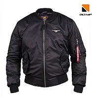 Куртка стильная демисезонная Olymp  МА-1, фото 1