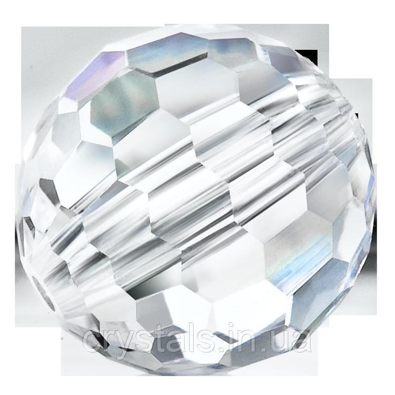 Круглые хрустальные бусины Preciosa (Чехия) 3 мм Crystal