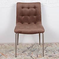 Week (Вик) стул текстиль коричневый