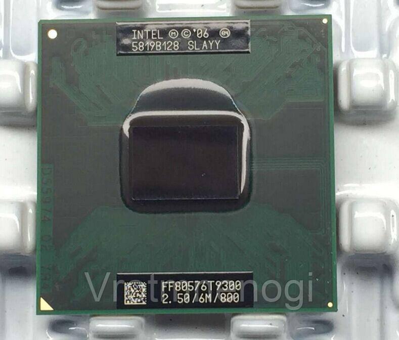 Core 2 Duo t9300 2.5GHz/6M/800 socket P. Гарантия